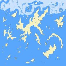 A map of Aldirnföld.